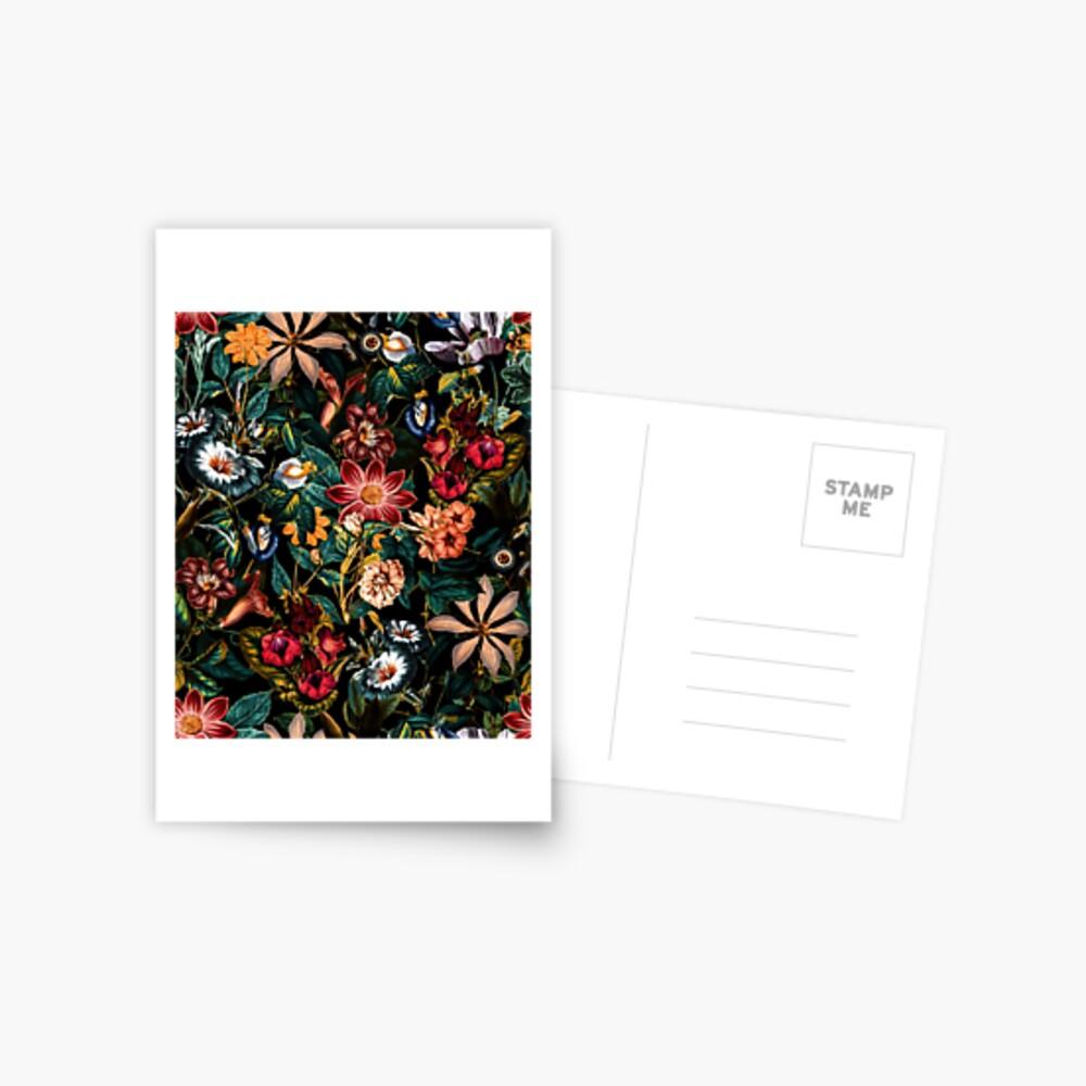NIGHT-GARDEN-XXIV Postcard
