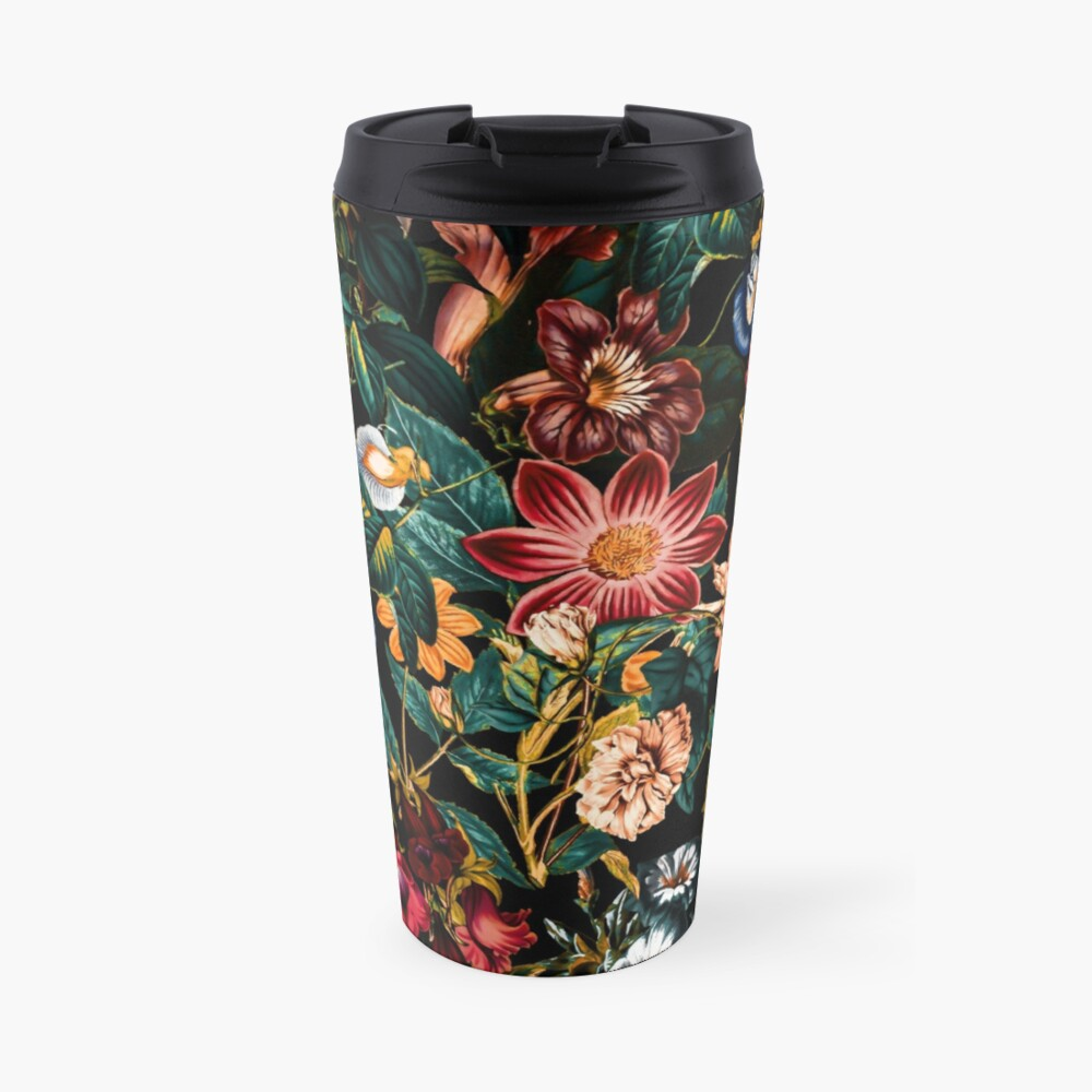NIGHT-GARDEN-XXIV Travel Mug