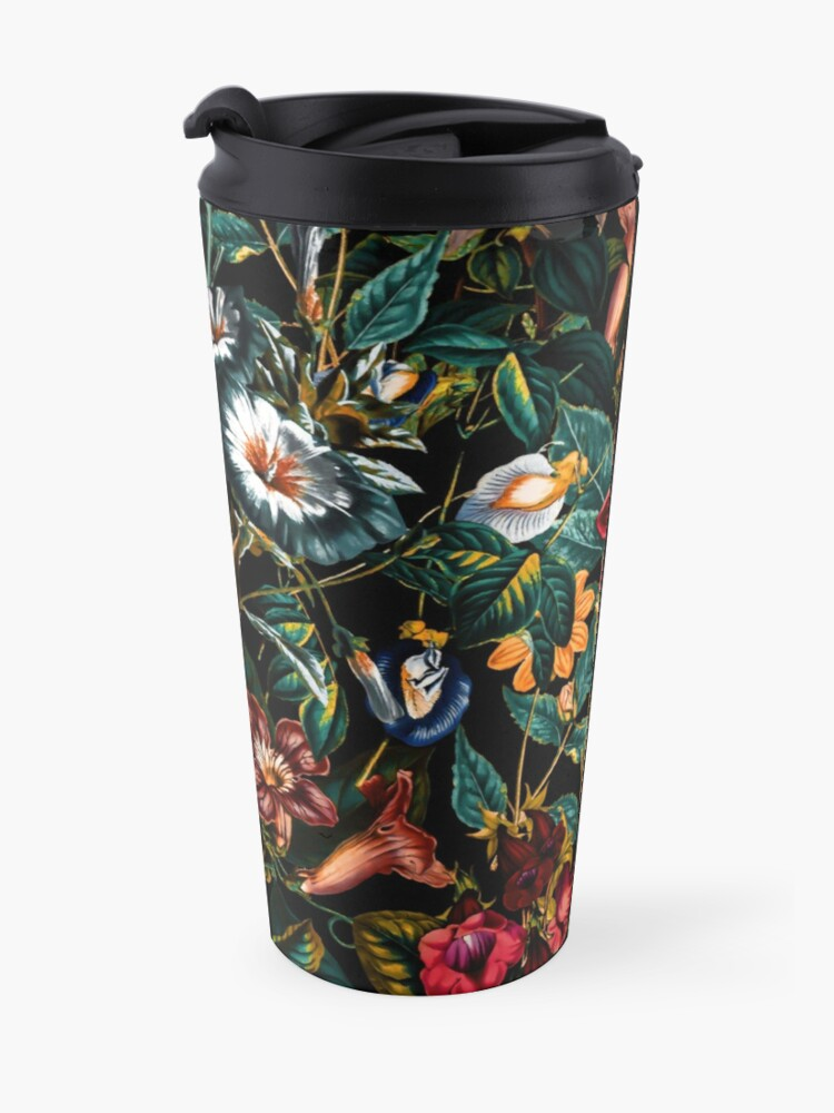 Alternate view of NIGHT-GARDEN-XXIV Travel Mug