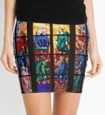 Stained Glass Mini Skirt