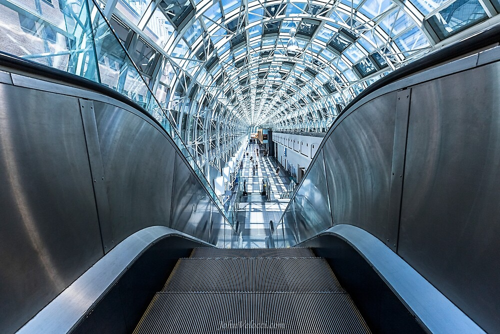 Toronto Skywalk 7 by John Velocci
