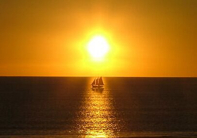 Cable Beach Sunset, Broome, Australia by SoftParade