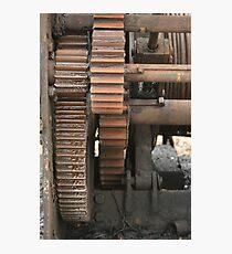 Workings Photographic Print