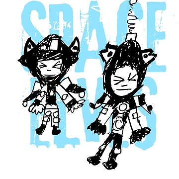 Space Elves! by jossoway