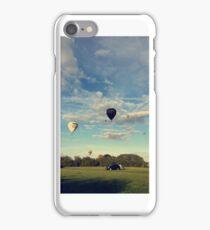 Flying Circus Multi Balloon iPhone Case/Skin