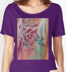 """""""Morning Greeting""""  Women's Relaxed Fit T-Shirt"""