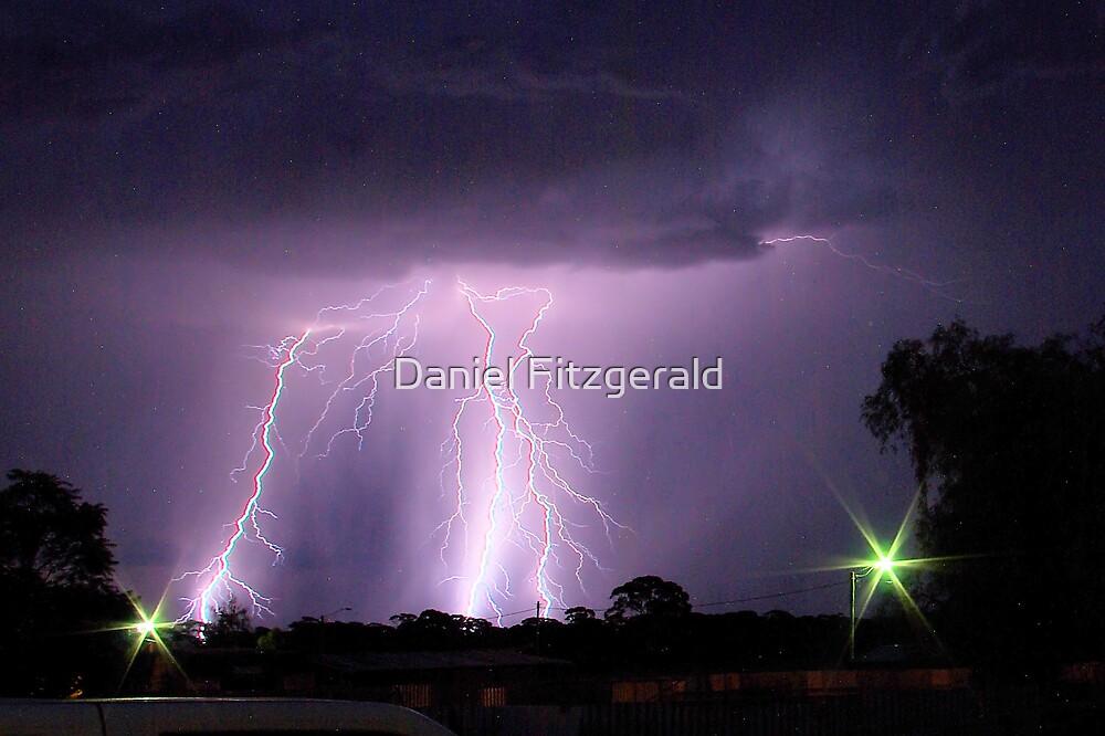 Coolgardie Lightning by Daniel Fitzgerald