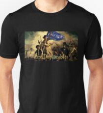 Les Deplorables For Trump Unisex T-Shirt