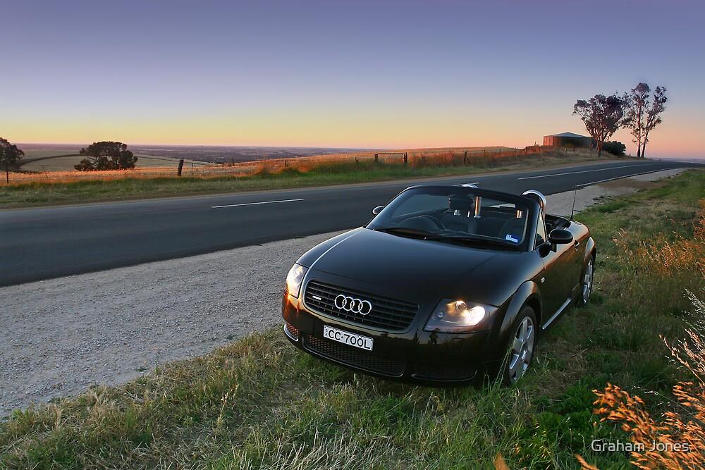 TT Sunset by Graham Jones