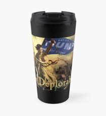 Les Deplorables For Trump Travel Mug
