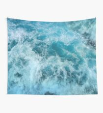 Wave motion Wall Tapestry