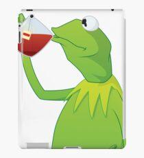 Kermit Tea iPad Case/Skin