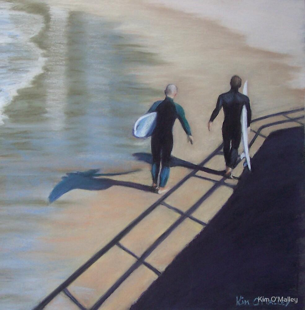 Surf Angel    by Kim O'Malley