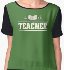 Wonderful Teacher Chiffon Top