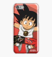 Goku Bape iPhone Case/Skin
