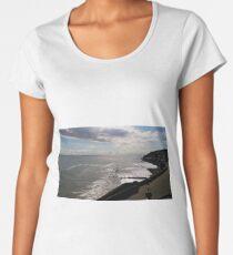 SunnyShores Women's Premium T-Shirt