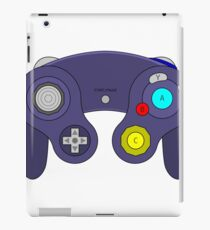 Gamecube Console Controller Gamepad iPad Case/Skin