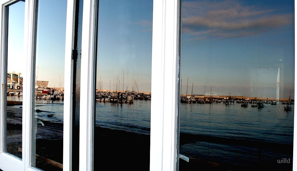Harbour View by willd