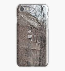 Old barn Lakeshore ON. iPhone Case/Skin
