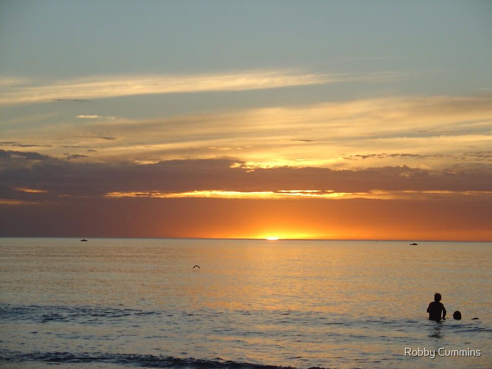 Sunset by Robby Cummins