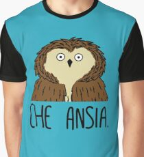 CHE ANSIA Graphic T-Shirt