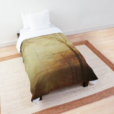 Forest Fall Tales Comforter
