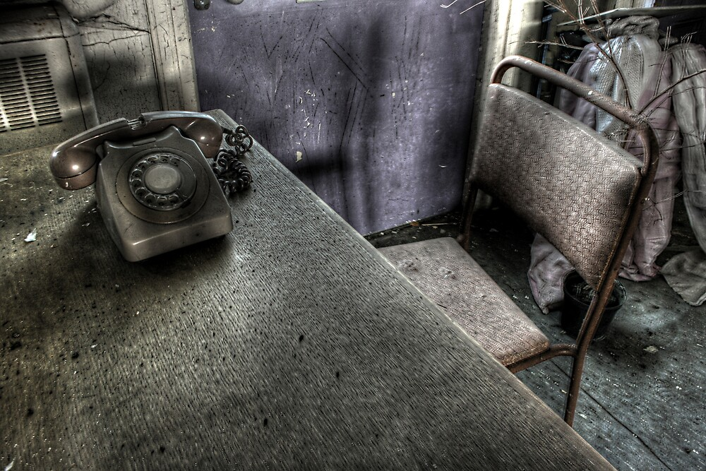 Hotline by Richard Shepherd