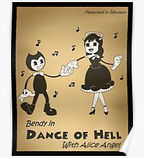 The Dance Of Hell  Poster