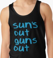 Sun's Out Gun's Out Tank Top