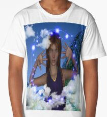 Head in the Clouds Long T-Shirt