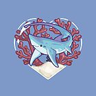 SNAP the Thresher Shark by bytesizetreas