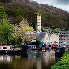 Hebden Bridge by Colin Metcalf