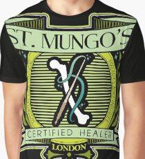 St. Mungo's Certified Healer Graphic T-Shirt