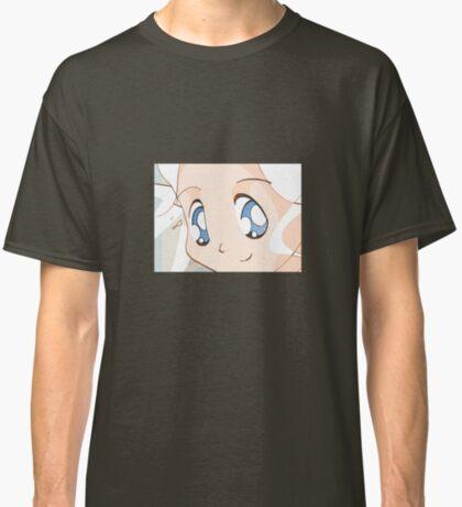 Manga girl 01 Classic T-Shirt