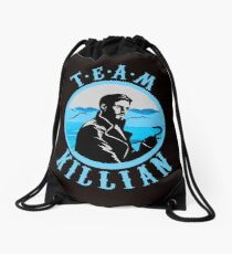 Team Pirate. Drawstring Bag