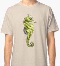 Retro Seahorse Classic T-Shirt