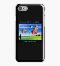 The Art of the Angler iPhone Case/Skin