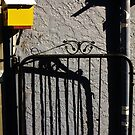 Yellow Letter Box by Digby