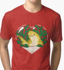 CRUSH the Lemon Shark Tri-blend T-Shirt
