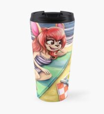 beach picknick Travel Mug
