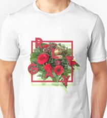 RLY GAY FLOWERS Unisex T-Shirt