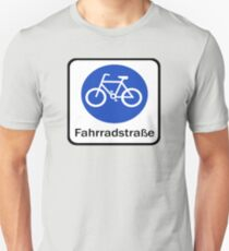 Cycle Path T Shirt Unisex T-Shirt