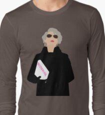 Miranda Priestly- The Devil Wears Prada Long Sleeve T-Shirt