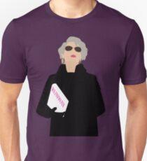 Miranda Priestly- The Devil Wears Prada Unisex T-Shirt