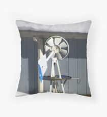 Wind Chaser Throw Pillow