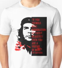 The Classic Che Guevara Vintage and Retro Revolutionary Quote Shirt Unisex T-Shirt