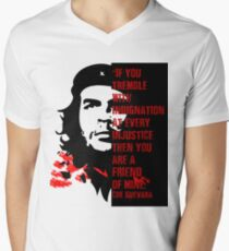 The Classic Che Guevara Vintage and Retro Revolutionary Quote Shirt T-Shirt