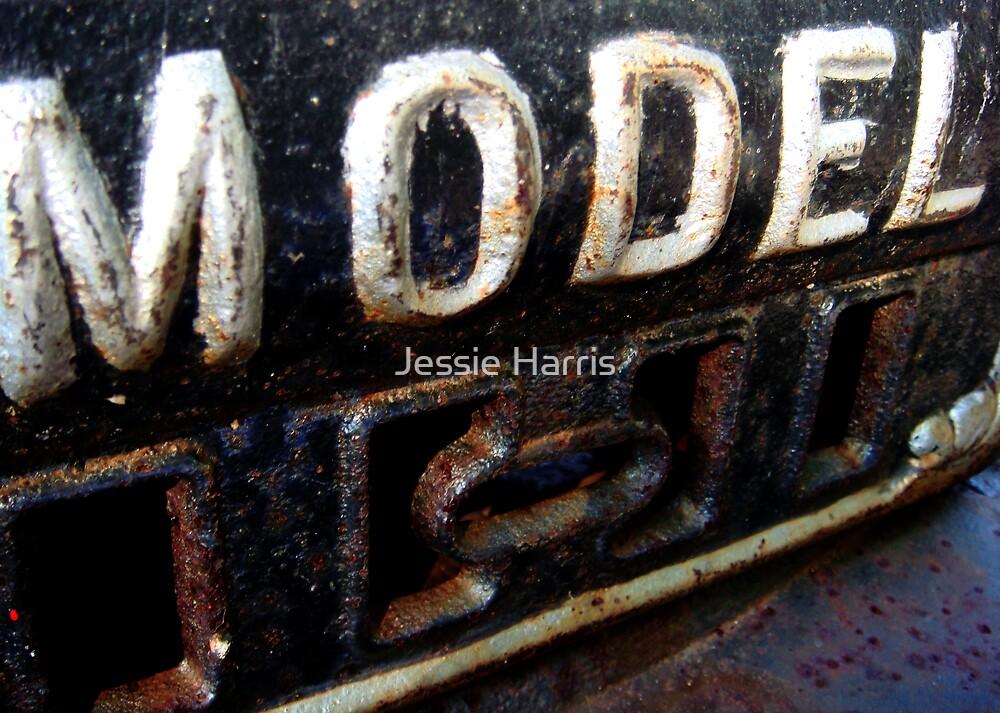 Model by Jessie Harris