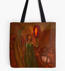 Dragon Eggs Tote Bag