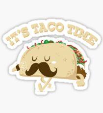 Taco Time! Sticker